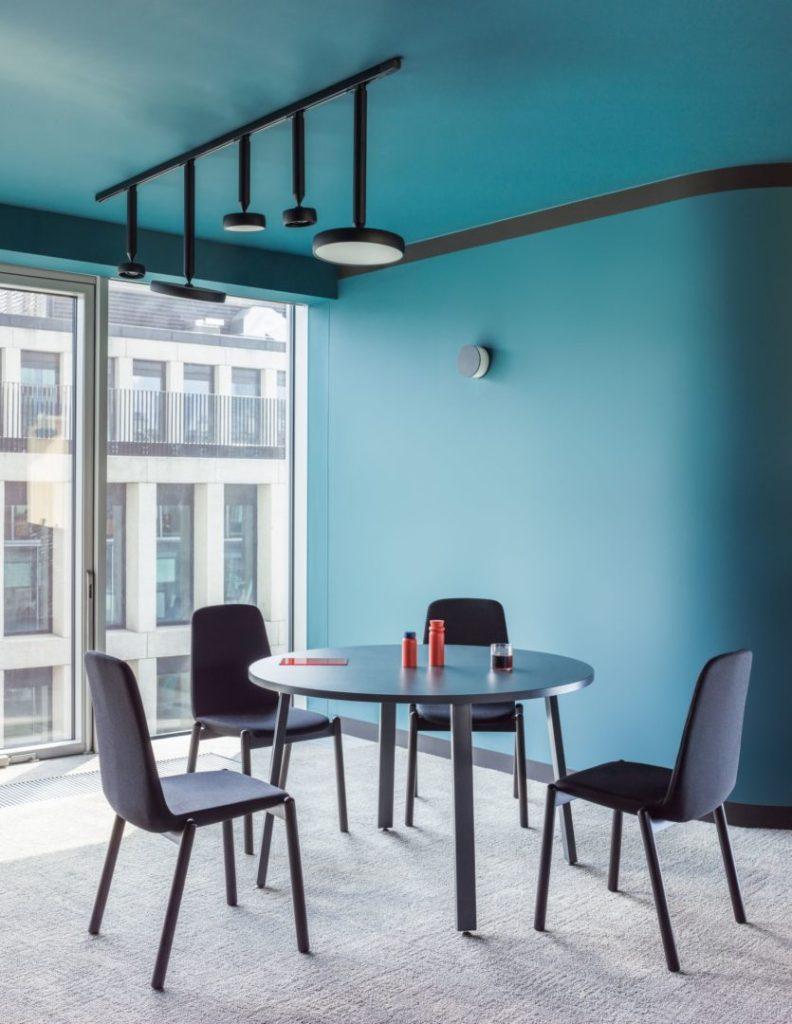 Table de réunion design pas cher