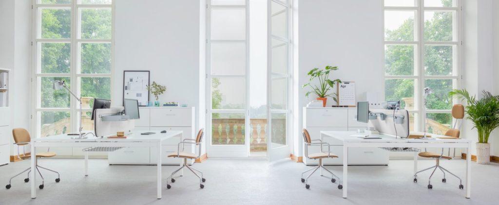 Bureau JUTAH open space en coworking