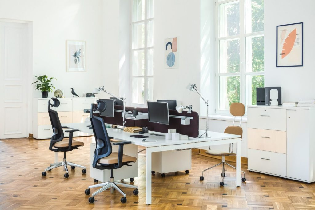 Bureau bench UTAH design et économique