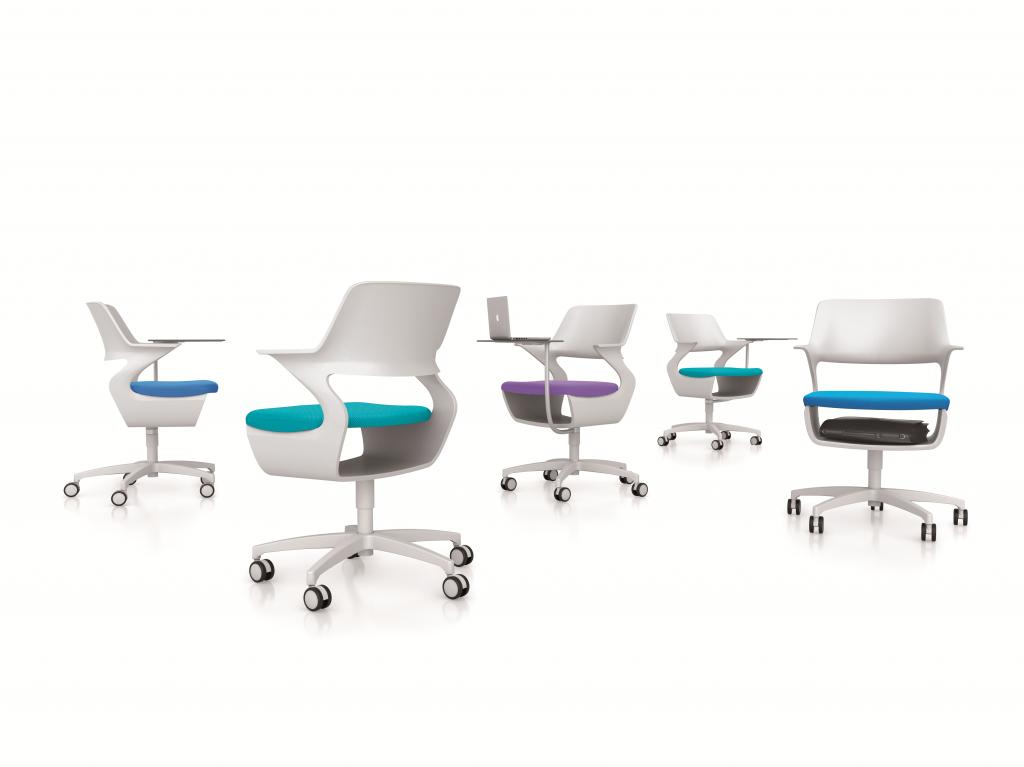 fauteuil SHAR_K sous différents angles