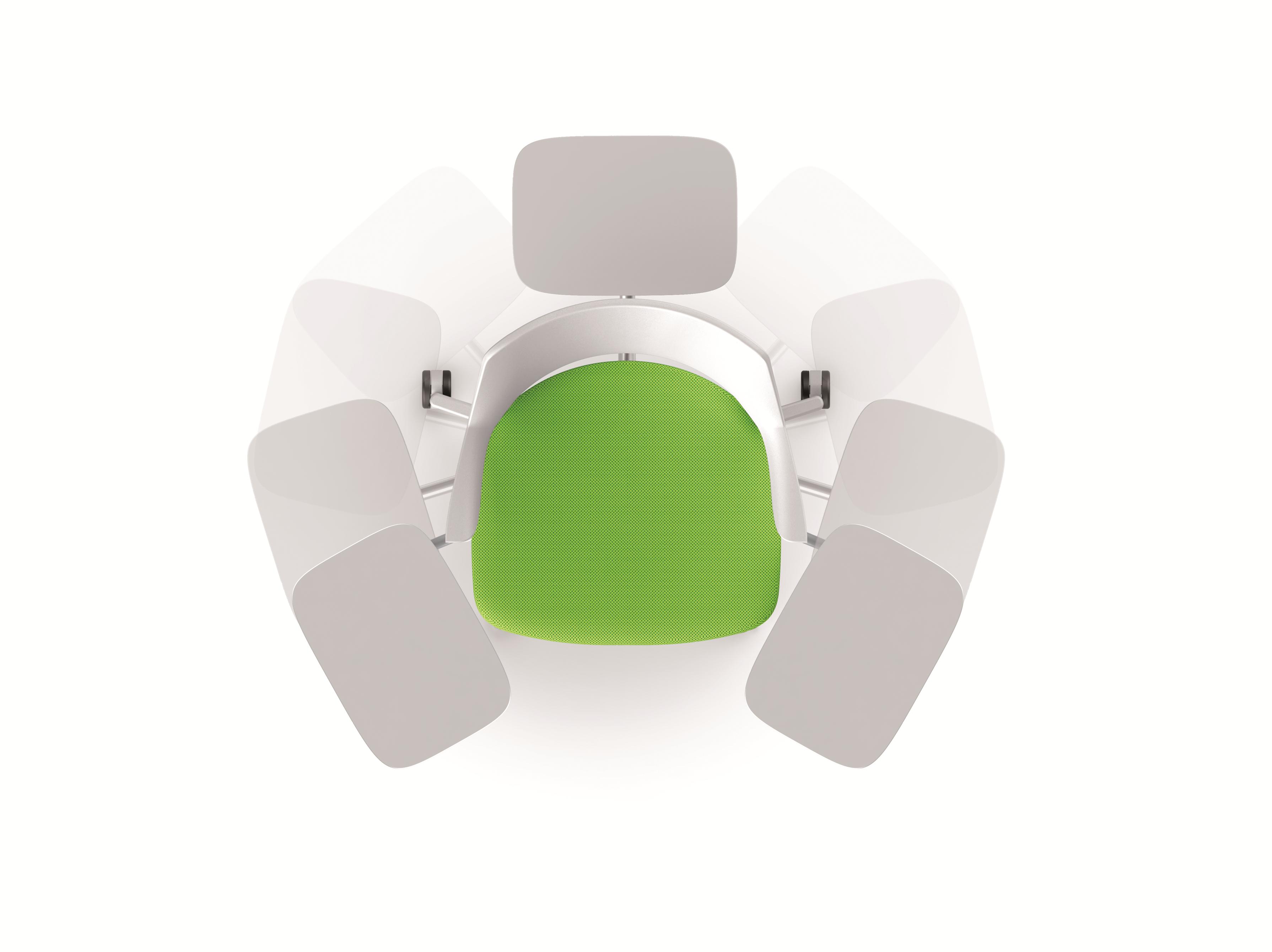 fauteuil avec tablette critoire pour r unions modulables. Black Bedroom Furniture Sets. Home Design Ideas