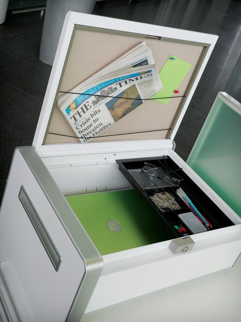 espace personnel de l'utilisateur du benchbox.