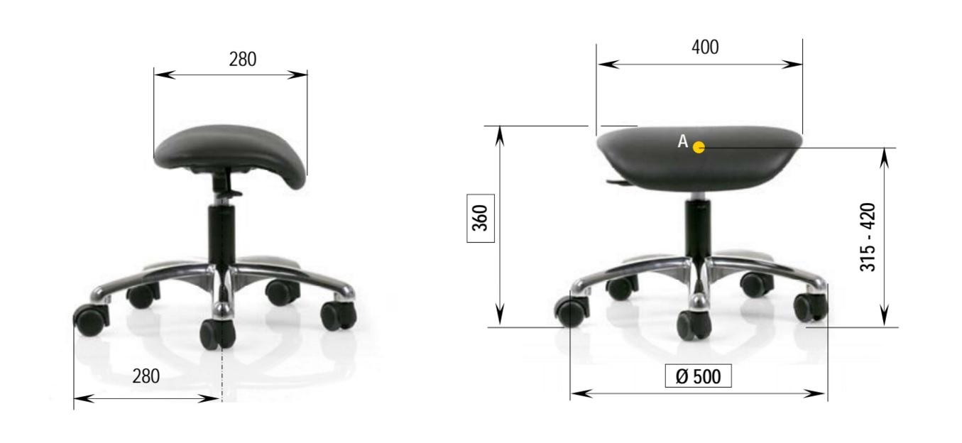 tabouret hauteur sp ciale pour manutention basse en rayonnage. Black Bedroom Furniture Sets. Home Design Ideas