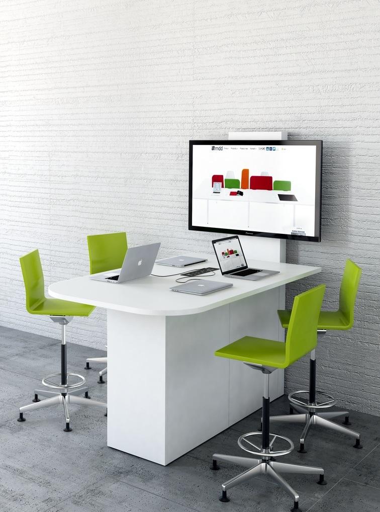 Box espace de travail en coworking modulable for Espace de travail