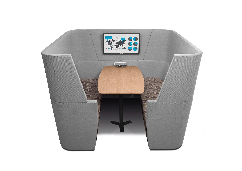 Box Espace De Travail En Coworking Modulable