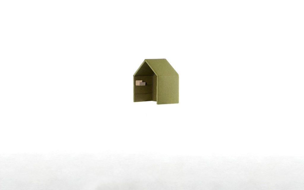Petite phone zone acoustique HOUSE