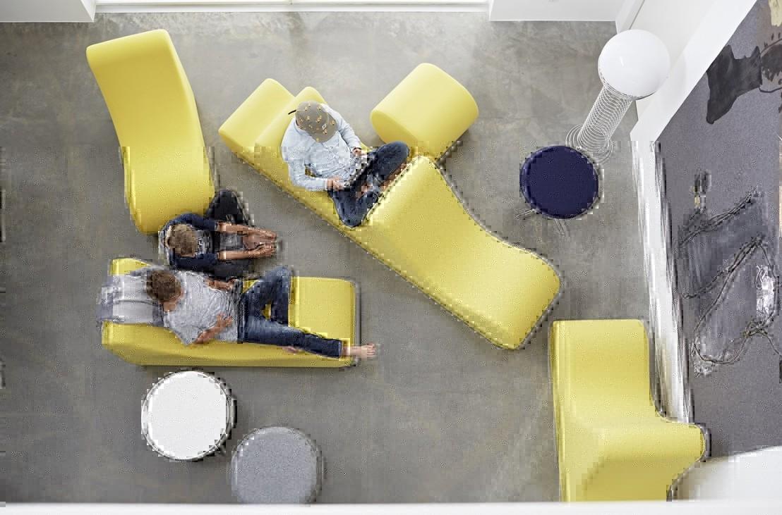 Mobilier espace détente