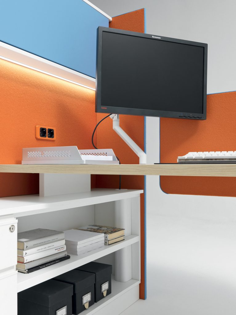 Bureau ergonomique VENICE
