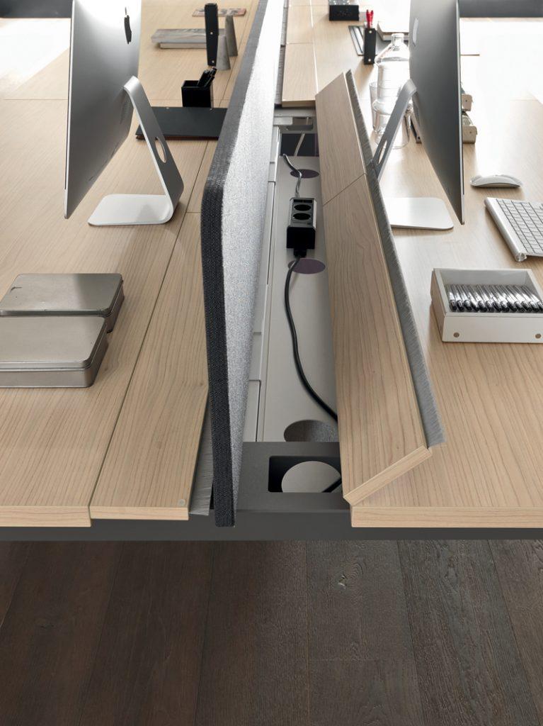 Bureau bench ergonomique VENICE