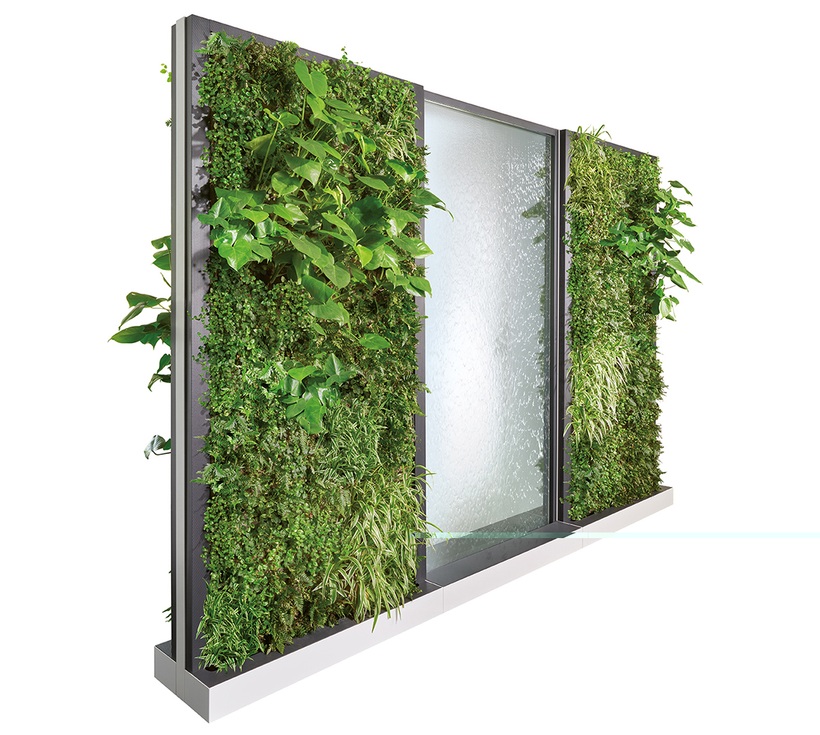 Mur acoustique naturel GREENWALL