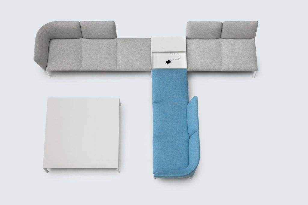 Canapé personnalisable ADD