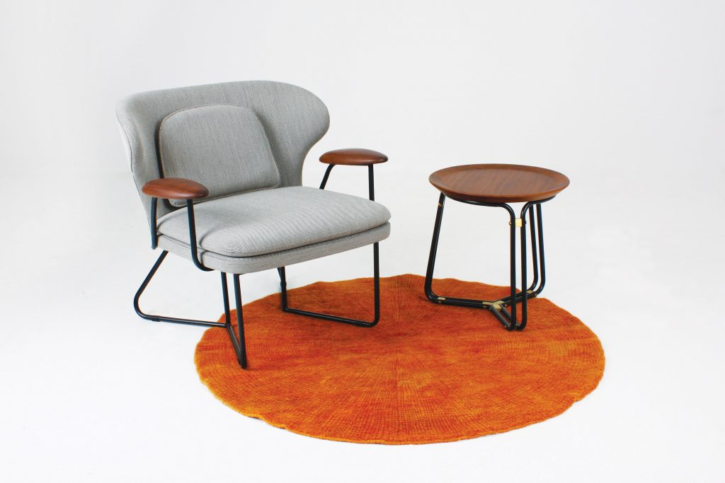 Mobilier d'accueil CHILL