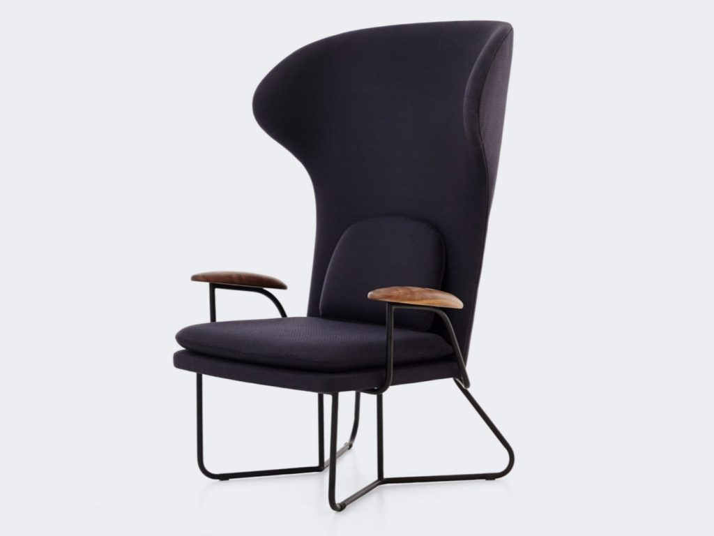 Chauffeuse wingchair CHILL
