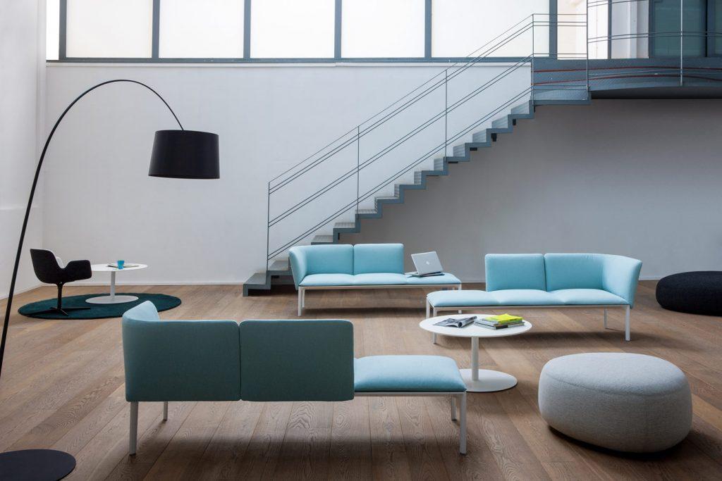 Mobilier ADD pour les espaces de travail en coworking