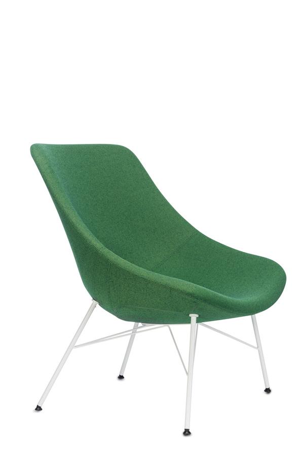 Chaise enveloppante AUKI