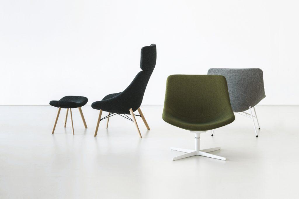 Chaises lounge et design AUKI