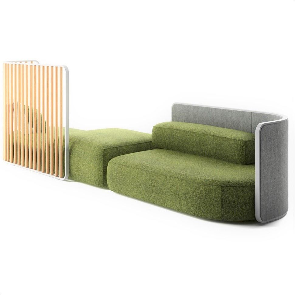 Sofa design lounge KIP