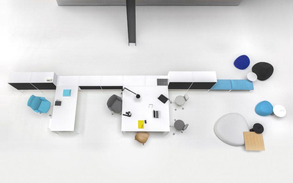 Bureaux ADD en open space