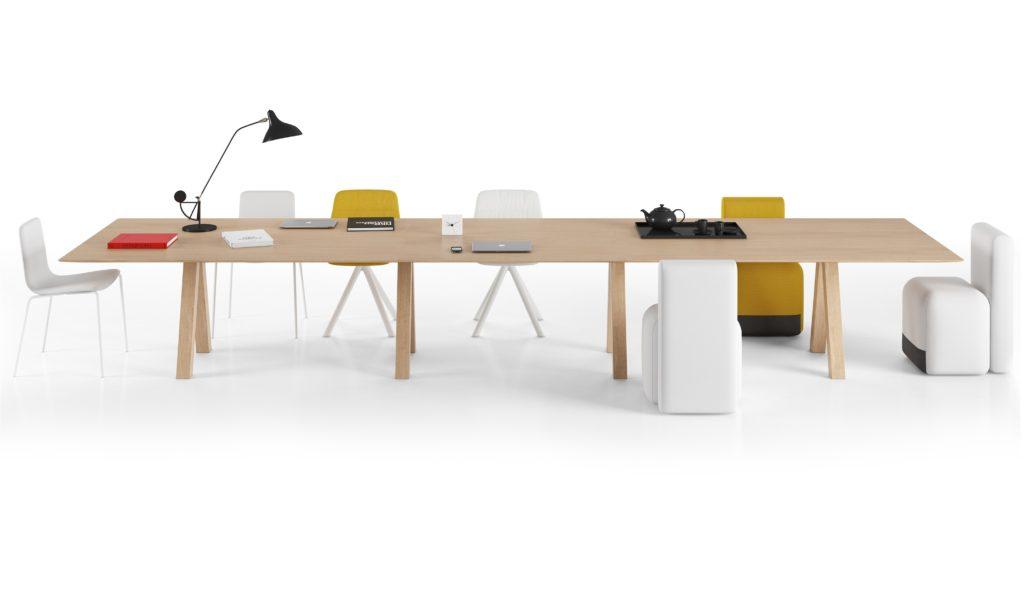 Bureau informel pour open space