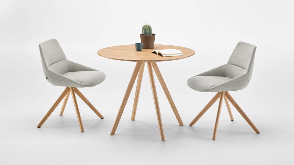 Chaise moderne et design DUNES