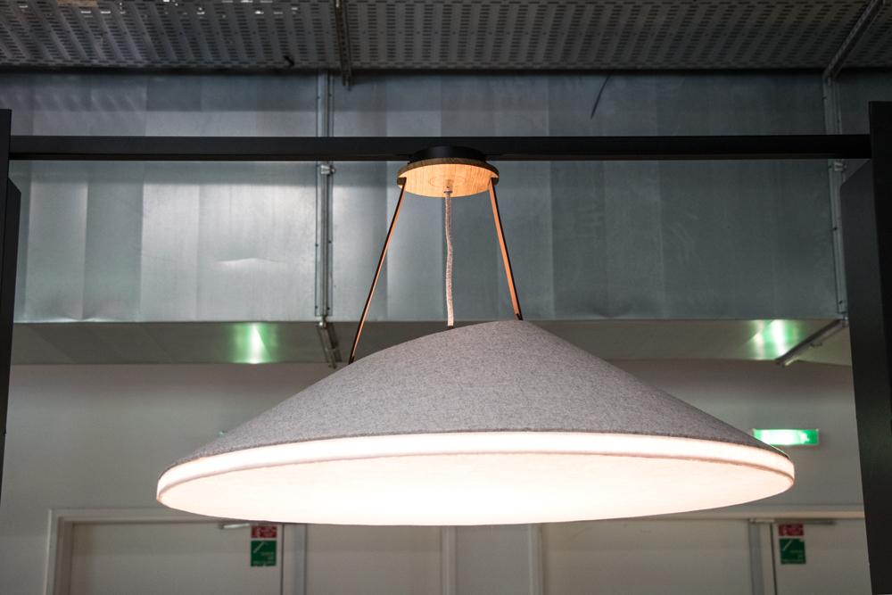 Lampe suspendue design KNGB