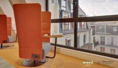 Idées d'aménagement en mobilier de bureau design