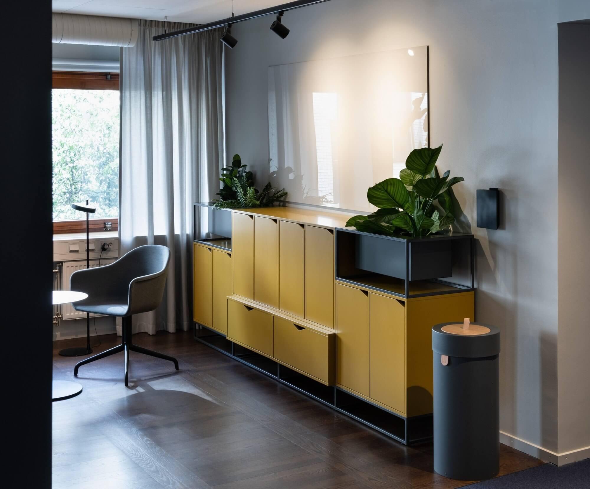 Armoire de bureau couleurs COTTAGE