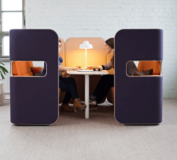 Box acoustique design MOON