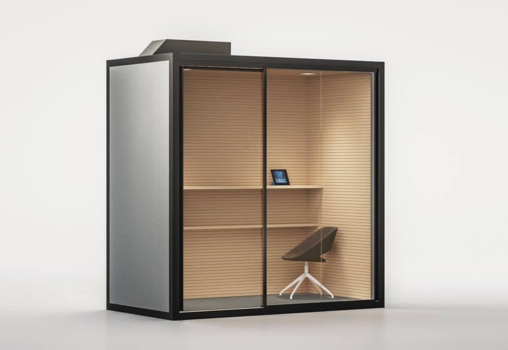 Meeting box design FANTOM