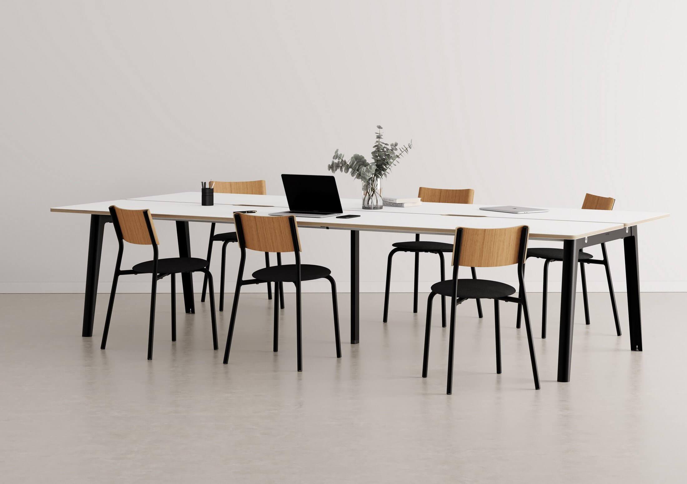 Bureau bench design made in France.