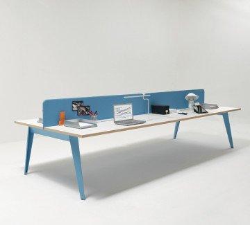 Bureau bench design compas VENICE