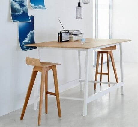 Bureau haut agile HIGH BENCH