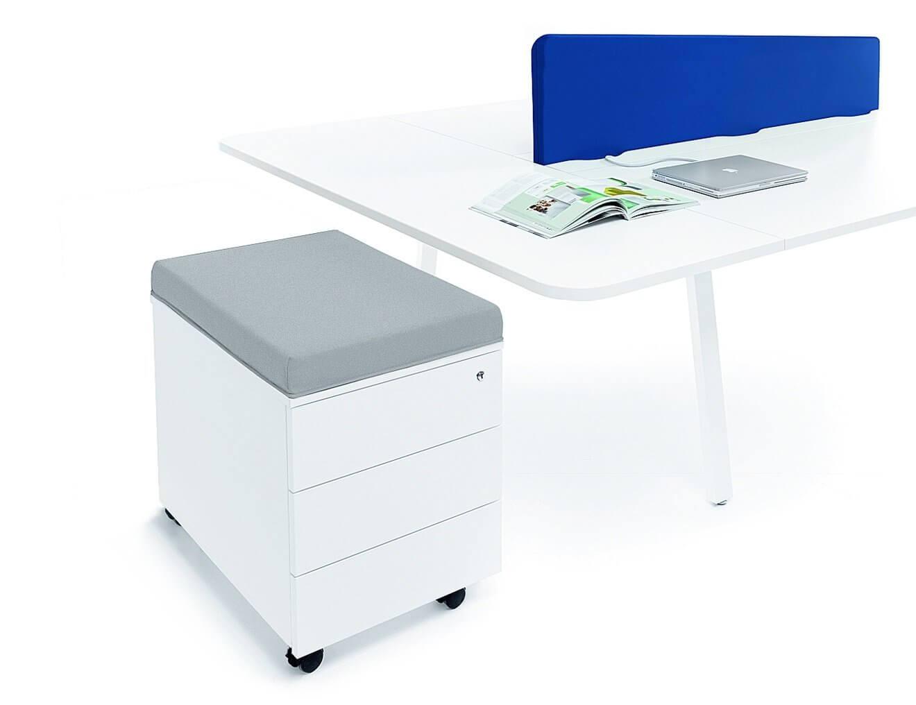 Caissonà roulettes pour bureau et espace de travail