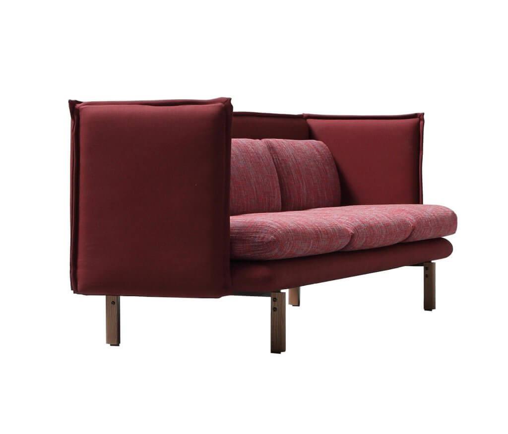 Canapé design trois personnes REW