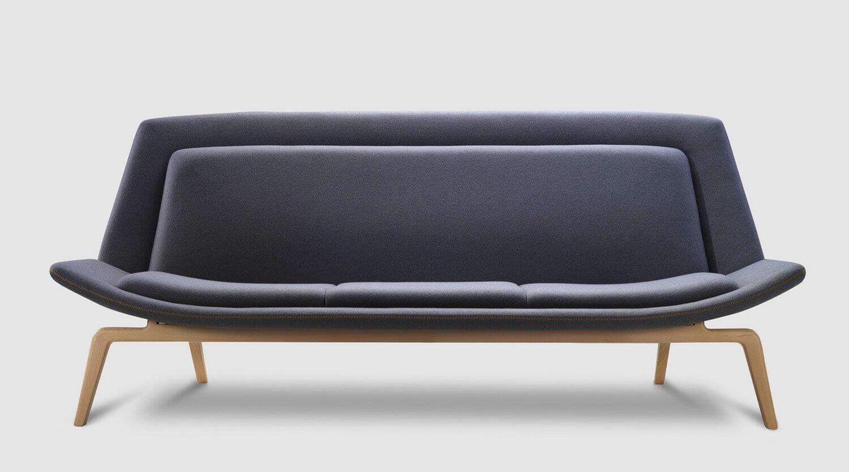 Canapé design scandinave 3 personnes