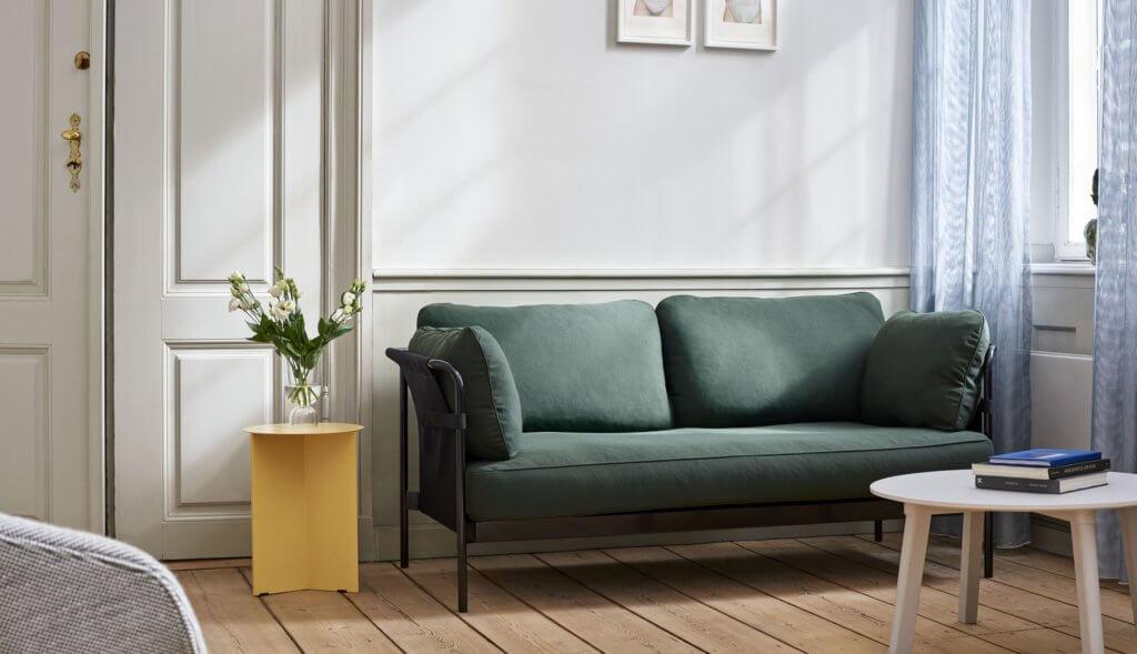 Canapé lounge design pour deux personnes