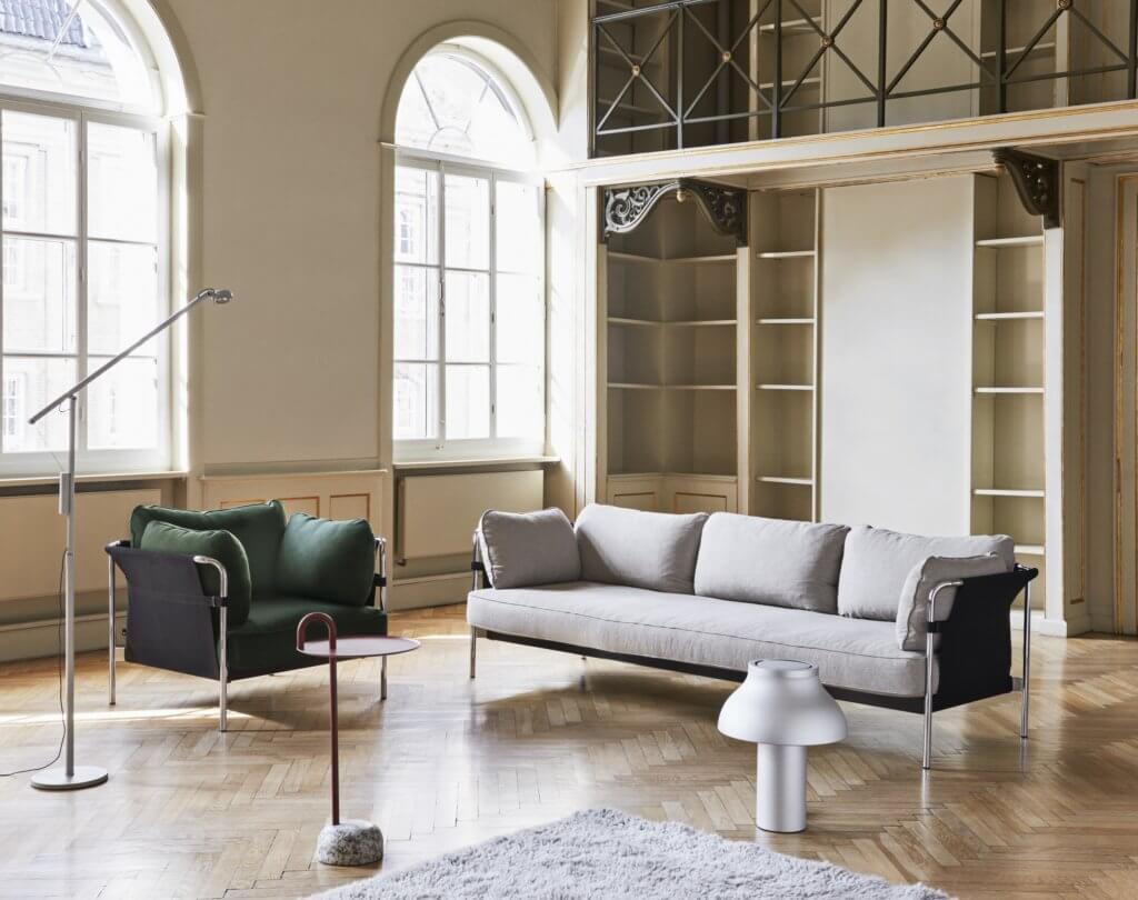 Canapé design à prix économique