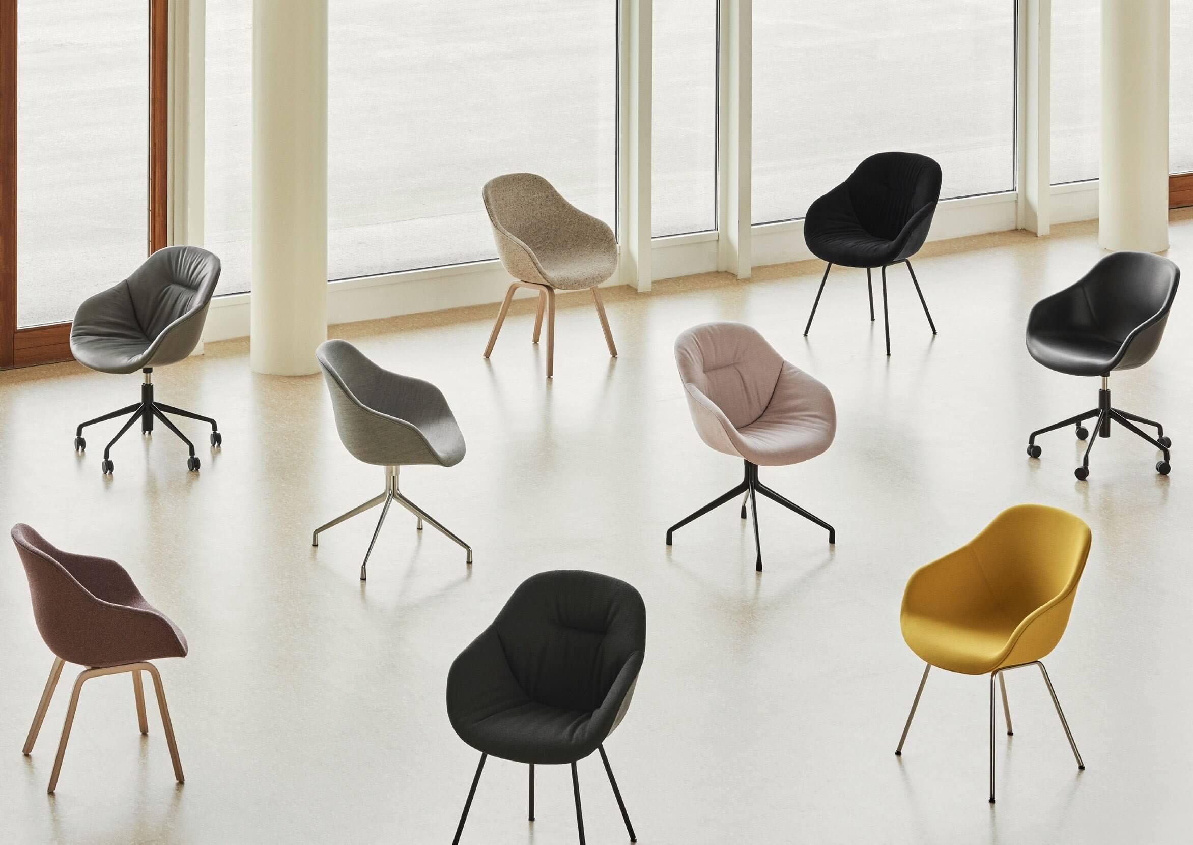 Chaise de bureau design AAC100