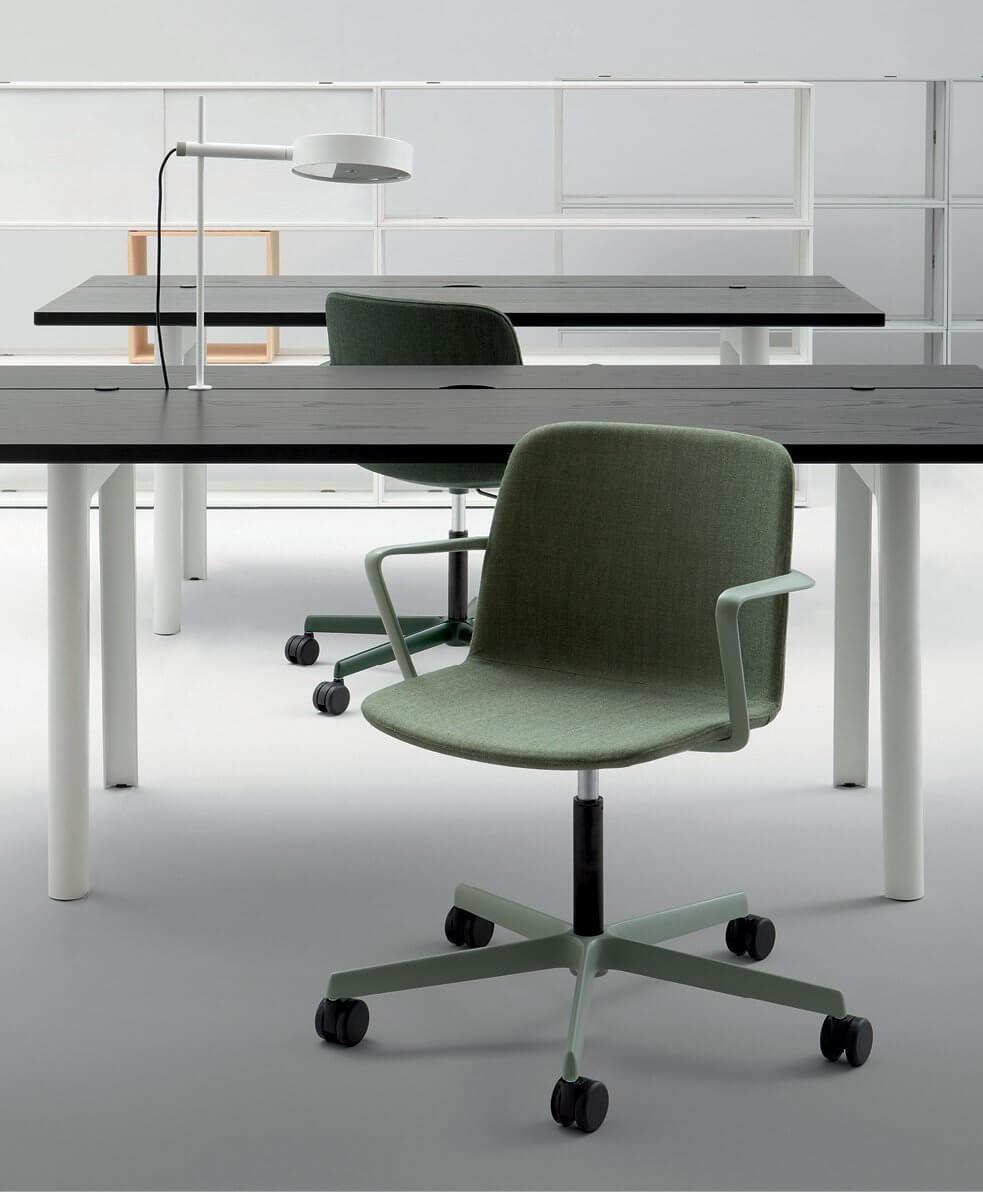 La chaise de bureau réinventée APPIA