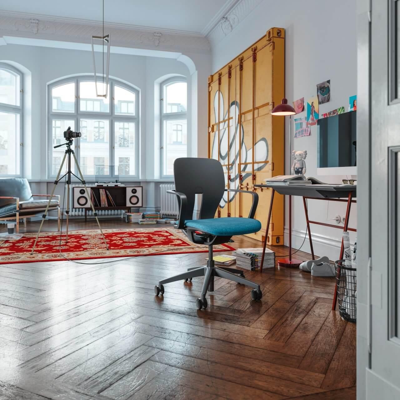 Chaise de bureau design LIM.
