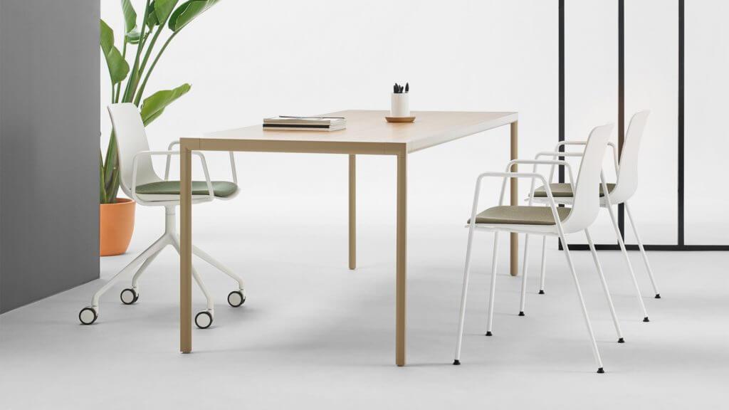 Mobilier de réunion design VARAN