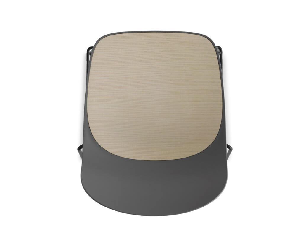Chaise plastique de haute qualité SEELA