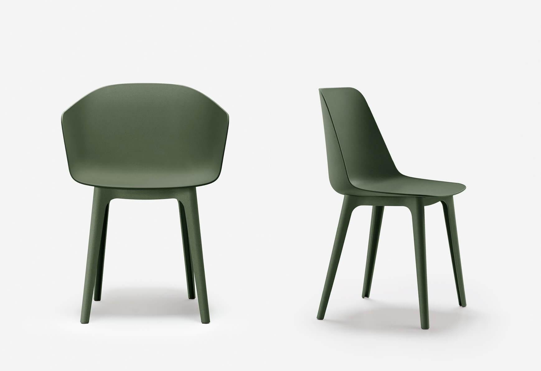 Chaise de réunion éco-conçue REMAX