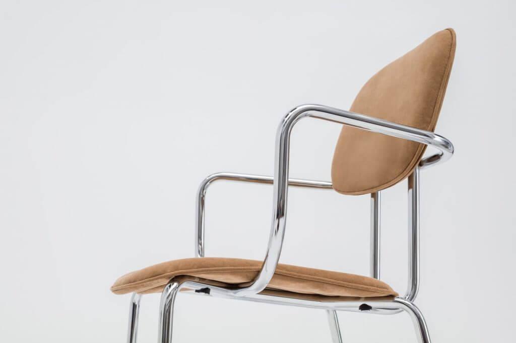 Tabouret avec accoudoirs SCHOOL