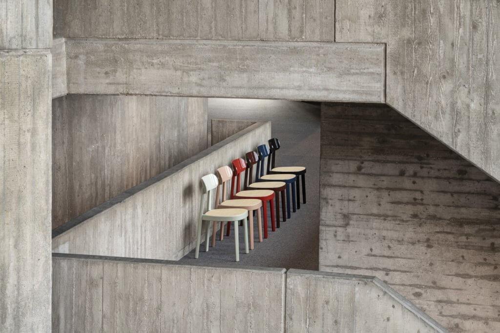 Mobilier de cafétéria design haut de gamme