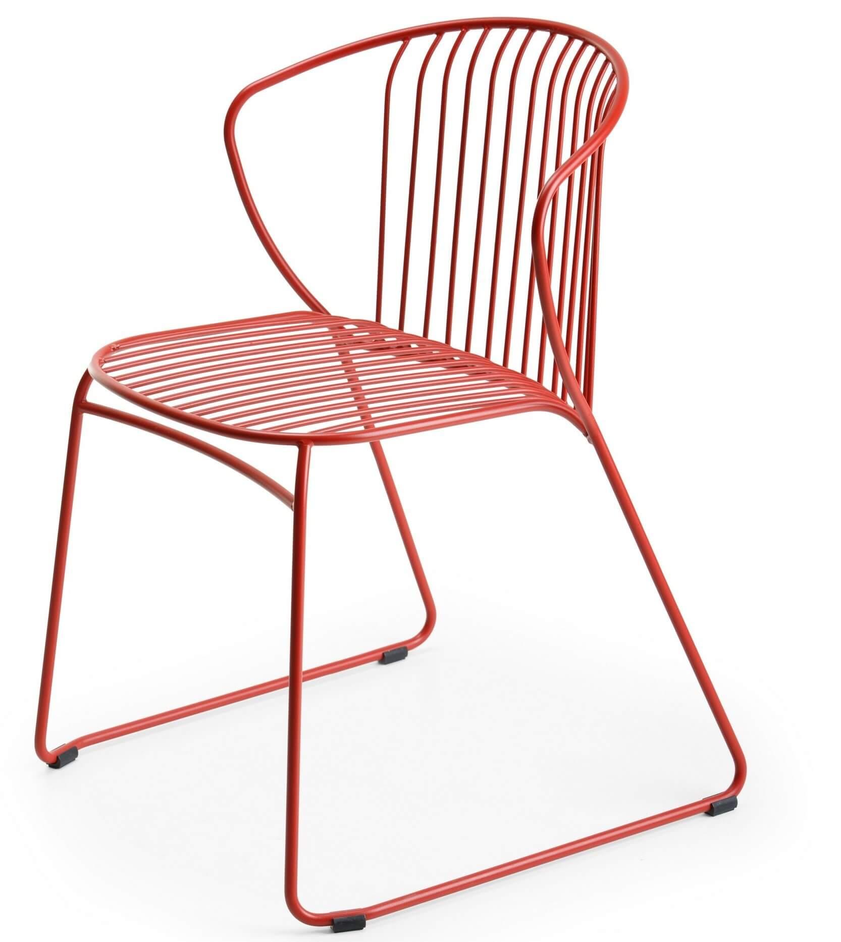 Chaise de terrasse design pour les professionnel HORECA.