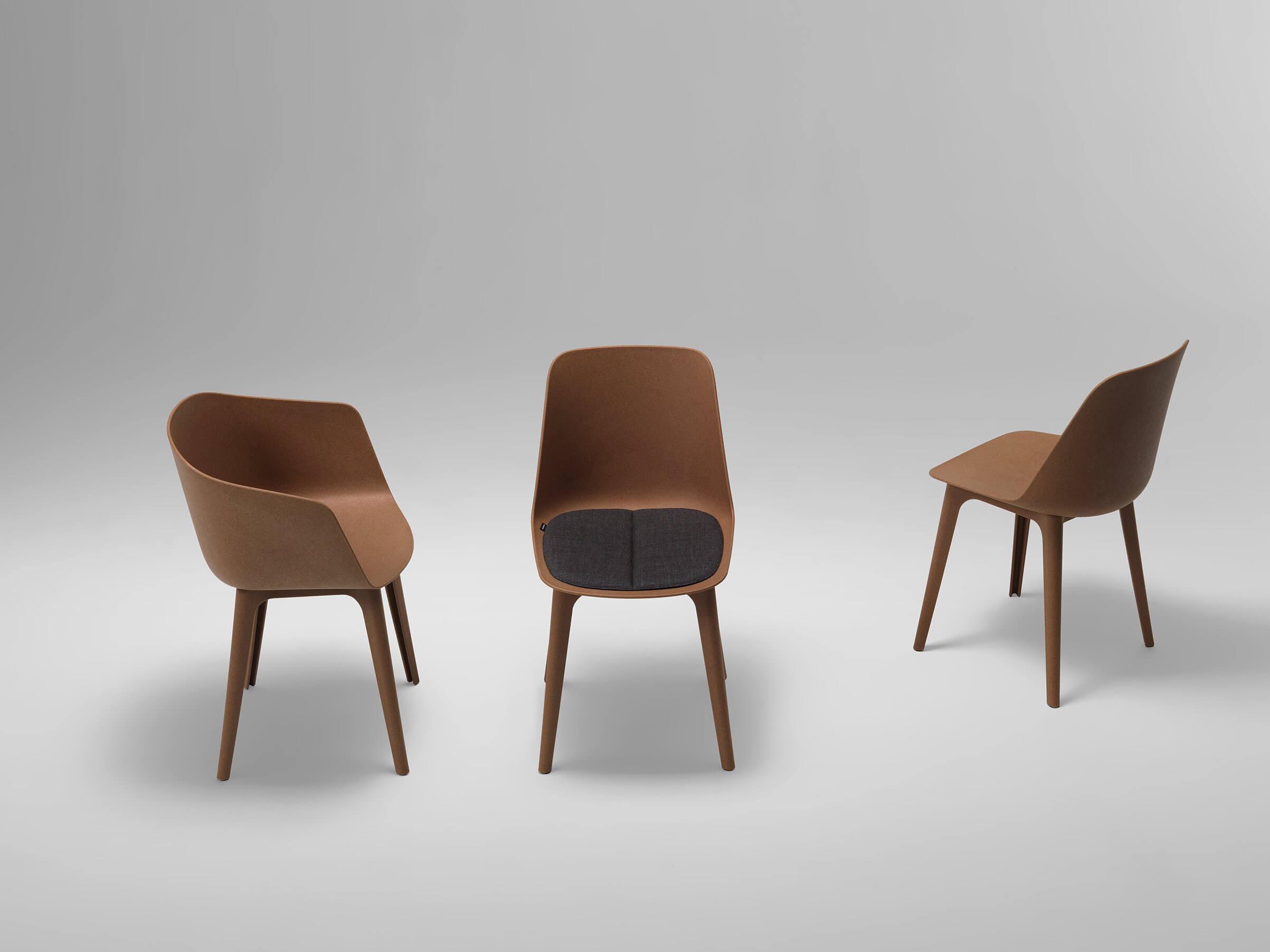 Chaise design et économie circulaire