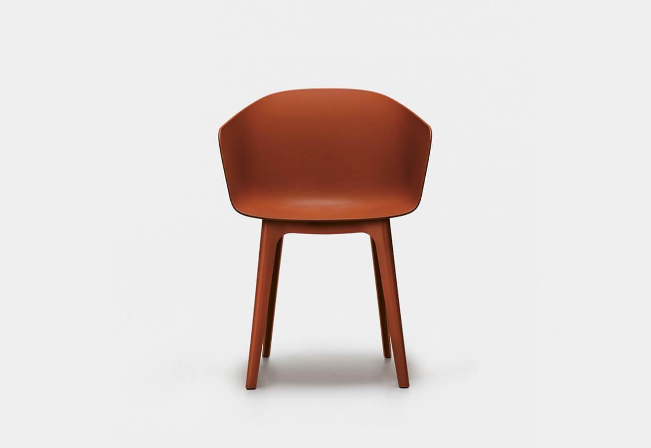 Chaise polypropylène éco-conçue, durable et responsable