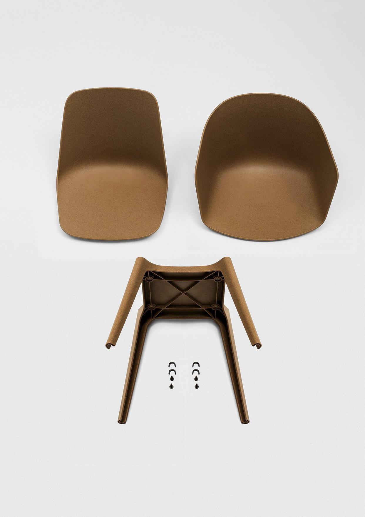 Chaise design éco friendly REMAX