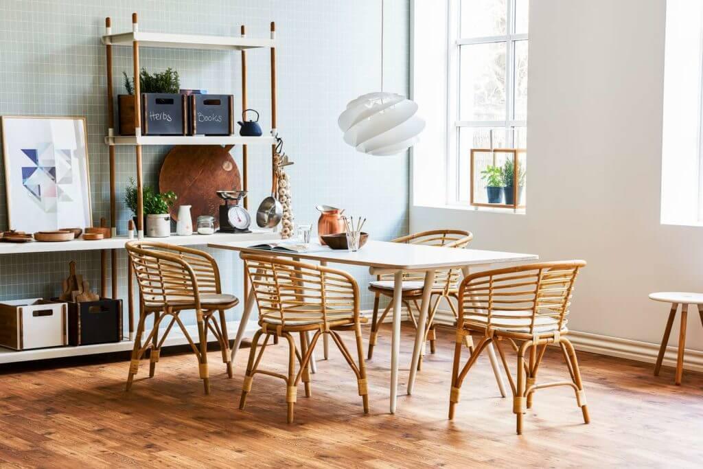 Aménagement mobilier d'une salle de réunion design